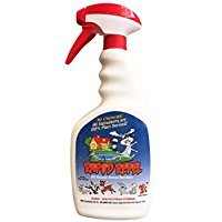 Flowers Squirrel Proof (Rapid Repel Natural Nuisance Animal Repellent - 32oz Garden/Garbage Can Sprayer)