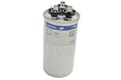 GE Genteq Round Capacitor 60 7.5 uf MFD 370 Volt Z97F9817 97F9817 by Genteq