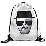 [Carina Breaking Bad Heisenberg Logo Fancy Rope Bag One Size] (Bad Habit Costumes)