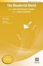 The Wonderful World - Words by William Brighty Rands, music by Janet Gardner - Choral Octavo - 2-Part / SSA