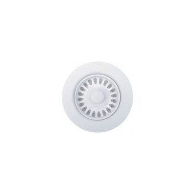 3-1/2 in. Sink Waste Flange in White by Blanco by Blanco