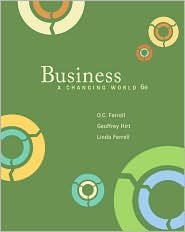 Business: A Changing World 6th (sixth) edition Text Only pdf