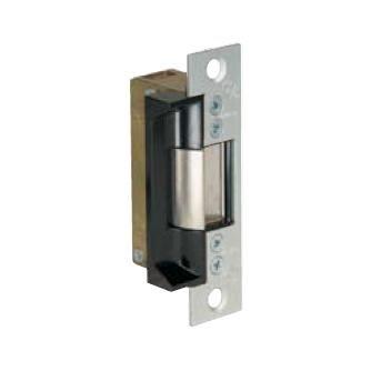 Adams Rite 7140-510 AR Deadlatch or Cylindrical Latch Electric Strike (Fail Secure 24VDC)