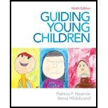 Guiding Young Children by Hearron,Patricia F.; Hildebrand,Verna. [2012,9th Edition.] Paperback