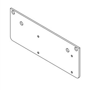 LCN 421018 4210-18 689 Aluminum Drop Plate by Lcn