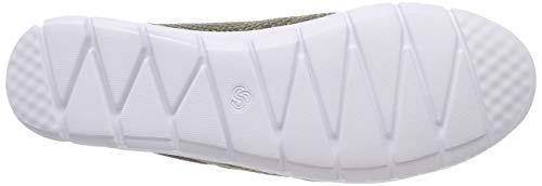 Eu Gris khaki 37 Clarks Step Sneakers Femme Allenabay Basses Noir w8pH0qnaTv