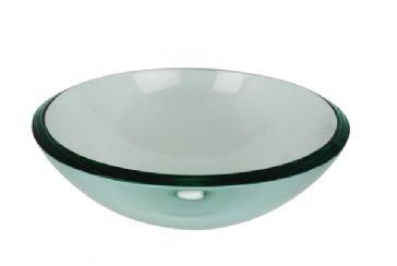 Aqua Brass Round Basin w/ Slope Edge GC191 -