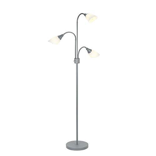 White Gooseneck Floor Lamp 67