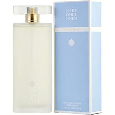 PURE WHITE LINEN by Estee Lauder EAU DE PARFUM SPRAY 3.4 OZ