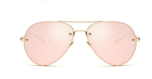 aa085b8b8 GAMT Aviator Sunglasses for Women Metal Frame Eyeglasses Gold-Barbie Pink