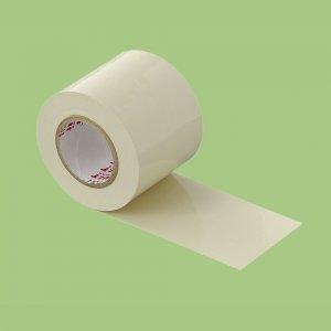 関東器材 120巻セット 非粘着テープ 50mm×18m アイボリー CT-5018I_set B008AF641Q