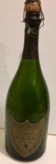 1976 Dom Perignon Empty Bottle