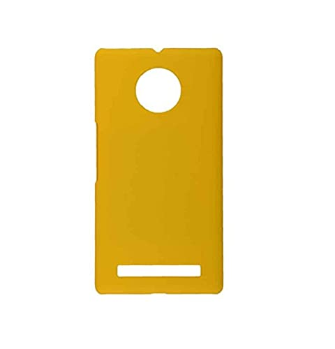 COVERNEW Back Cover Micromax Yu Yuphoria   Transparent