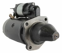 Hyster Lift Perkins Engine Starter DD; 12-Volt; CW; 10-Tooth SBO0330, 18035 (Hyster Lift)