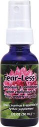 Flower Essence Services Flourish Formulas Fearless Spray, 1 Ounce