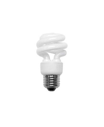 TCP 80101435 14-Watt SpringLight Compact Fluorescent Spiral Light Bulb, 35K Color Temperature