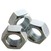Hex Nut Standard Pitch DIN 934 KADco/® A2 Stainless Steel Full Nuts M3 20 pcs