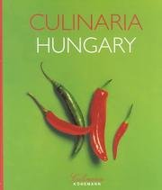 Culinaria: Hungary by Aniko Gergely