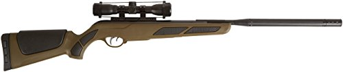 Gamo 61100671W54 Bone Collector Bull Whisper .177 Caliber Air Rifle (Gun Whisper Gamo Pellet)