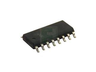 PCF8574 Series 2.5 to 6V Remote 8-bit I/O Expander for I2C-Bus -SOIC-16, Pack of 20 (PCF8574AT/3,518-duplicate-1)