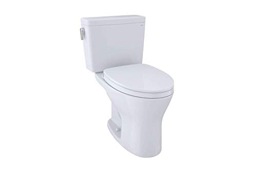 TOTO CST746CSMFG#01 Drake Two-Piece Elongated Dual Flush 1.6 and 0.8