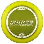 Force Disc - Discraft Elite Z Force Disc Golf Driver