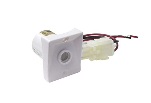 Outdoor Lamp Post With Sensor in US - 8