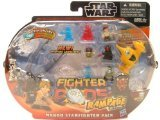 Star Wars Two (STAR WARS Class II Fighter Pods Figure 8pk - #3)