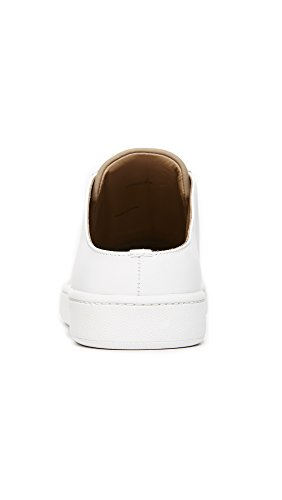 Sneaker Pelle Vince Bianco Bianca Delle Moda Varley Donne Della OTw41qxHI