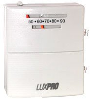 LuxPro PSM40SA 1 Heat 1 Cool Thermostat 24V