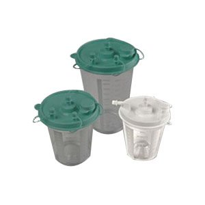 800 Cc Canister - Disposable suction canister, 800 cc