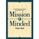 img - for Mission Minded book / textbook / text book