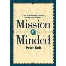 Download Mission Minded pdf epub