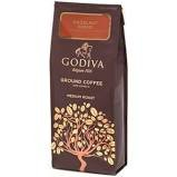 godiva chocolate truffle coffee - 2 Bags Godiva Coffee HAZELNUT CREME COFFEE New 10 oz each
