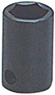 """product image for Wright Tool 3822 3/8"""" Drive 6 Point Standard Impact Socket, 11/16"""""""