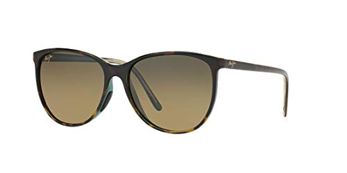 Maui Jim Ocean Tortoise/Peacock/Hcl Bronze One Size