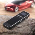 Dressffe♥ Mini BENJIE S1 Professional 8GB Chutty Running 3D HIFI MP3 Player grey