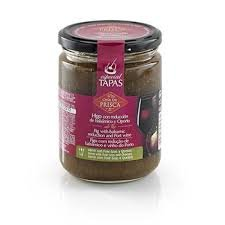 Fig Condiment with Vinegar and Port Wine - 900 Gr ()