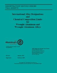 Teal Sheets - International Alloy Designations and Chemical