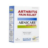 Boiron Arnicare Arthritis Pain Relief Tablets, 60 Count