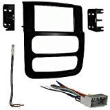 Metra 95-6522B 2002-05 Dodge Ram Dash Kit + Non-Amp Interface + Antenna Adapter