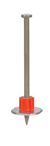 Ramset Powder Fastening Systems 2-1/2-Inch Pin w/Ramguard (100 per box)
