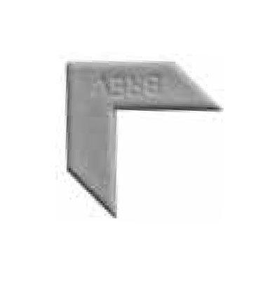 D'angle en plastique pour joint pour faciliter la jonction des coins Dim. 29x 9mm Attention: Où c'est l'angle est à manquer la aimant