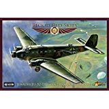 Blood Red Skies Junkers JU-52 German Transport Aircraft 1:200 WWII Mass Air Combat War Game (Junkers Ju 52)