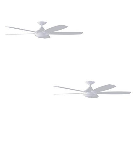 set-of-two-no-ac14652-wh-espirit-52-in-white-downrod-mount-indoor-ceiling-fan-with-light-kit-and-rem
