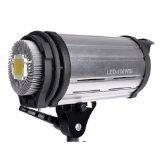CowboyStudio Professtional 100WSI Adjustable LED light 5500K with Internal Fan, 800W equivalent, LED100WSI