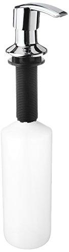 - Pfister KSDLCCC Soap Dispenser, One Size, Chrome