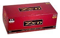 Cigarette Filter Tubes - ZEN King Size Full Flavor Cigarette Tubes - -5 Boxes,1250 ct
