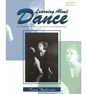 Amazon learning about dance dance as an art form and learning about dance an introduction to dance as an art form and entertainment fandeluxe Gallery