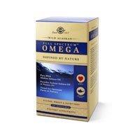 Solgar. Wild Alaskan Full SpectrumTM Omega 120 Sg (6-pack) (Omega Salmon)